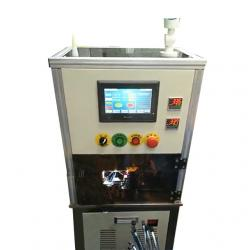 Braided Sleeving Wrap-around Threading Machine for Wire and Cable